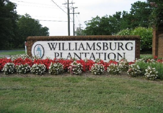 WILLIAMSBURG PLANTATION